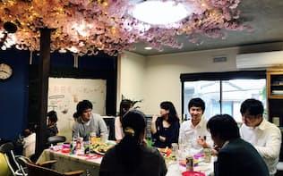 スペースマーケットが現在時間貸ししている東京都世田谷区の住宅(同社提供)