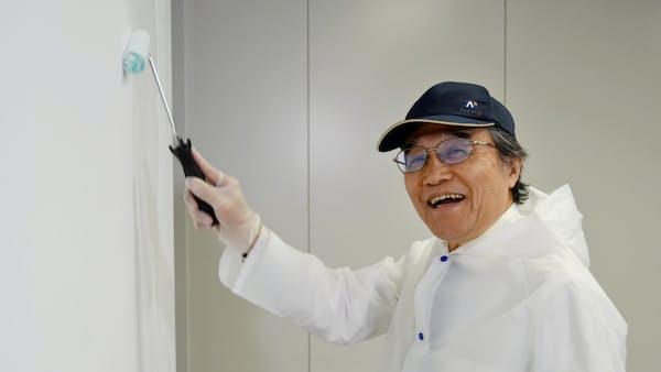 関西ペイント社長 石野博さん