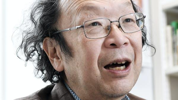 杏林大学教授 国語学者 金田一秀穂さん