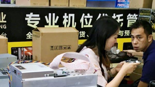 揺らぐガバナンス(3) 中国、続くバブルリレー