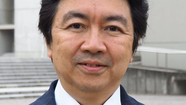 井上滋樹さん 九州大SDGsデザインユニット長