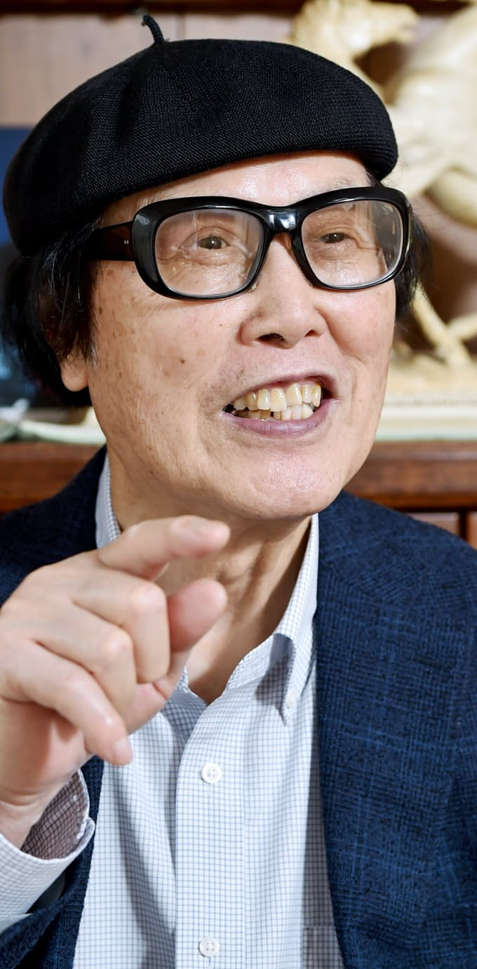 作家 難波利三(1): 日本経済新聞