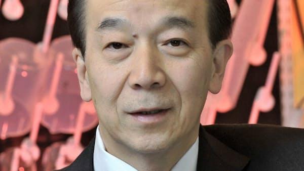 中村祐輔さん 「AI病院」日本で実現目指す