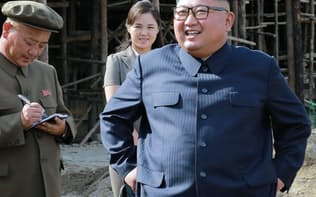 金正恩氏は早期解放で国際社会の批判回避を狙う=朝鮮中央通信・共同