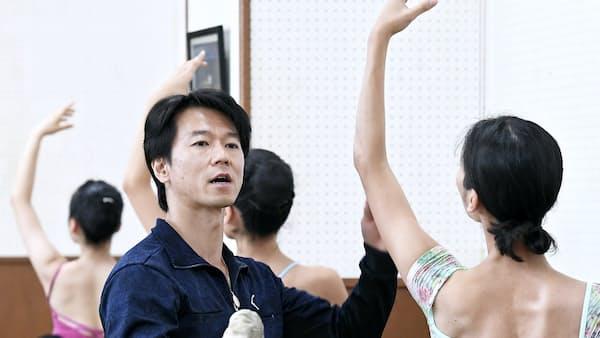 ブリヤート共和国立歌劇場バレエ芸術監督 岩田守弘さん