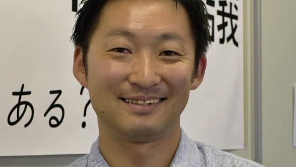 伊藤 伸さん ODA有識者懇の最年少座長