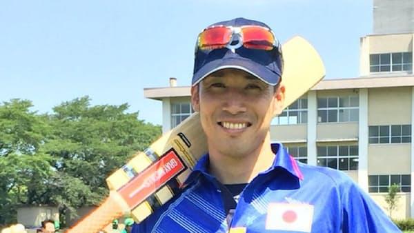 木村昇吾さん 日本代表、夢はインドへ