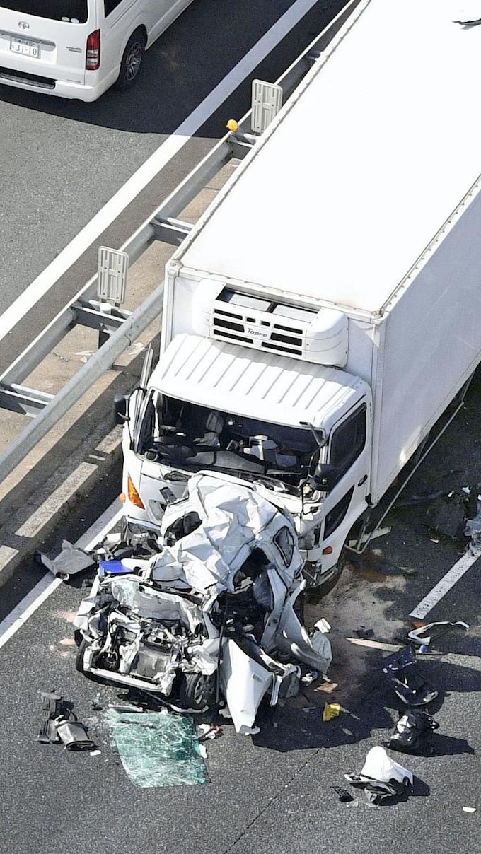 バイパス 今日 加古川 事故