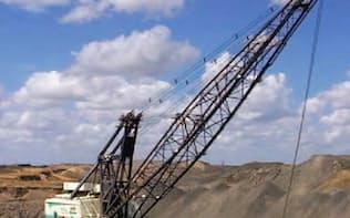 三菱商事は石炭などの化石燃料の権益について、気温上昇と事業への影響を分析した