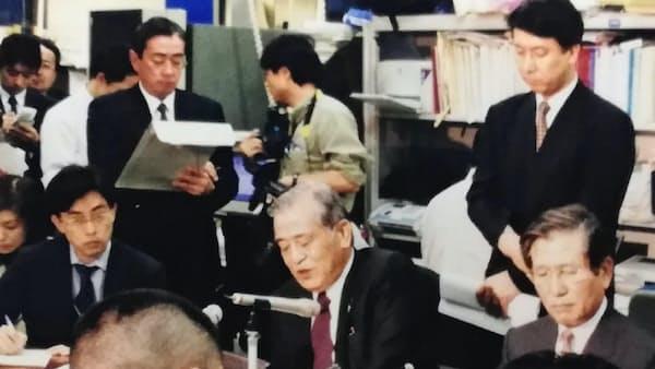 石原邦夫(19)朝日統合問題