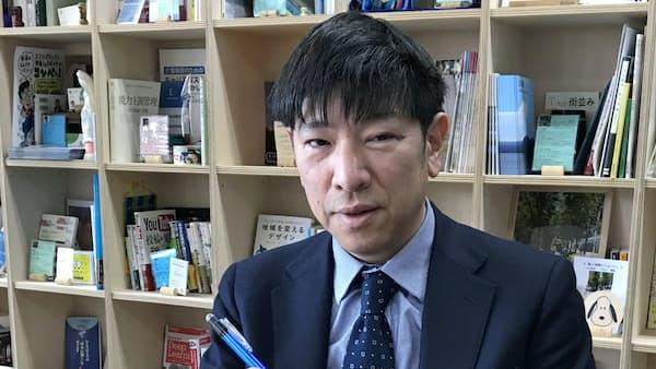「手帳と日本人」 舘神龍彦氏