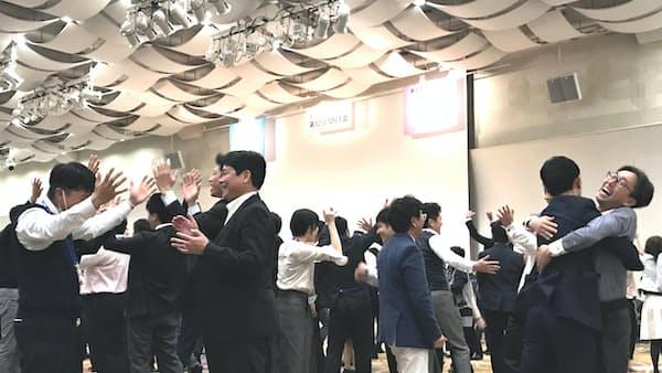演劇・図工…企業研修に新風