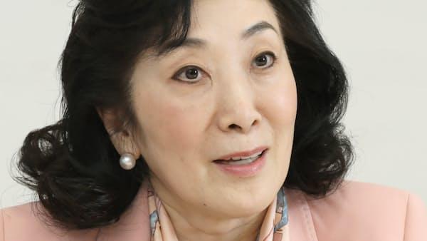 ヤマザキ学園理事長 山崎薫さん