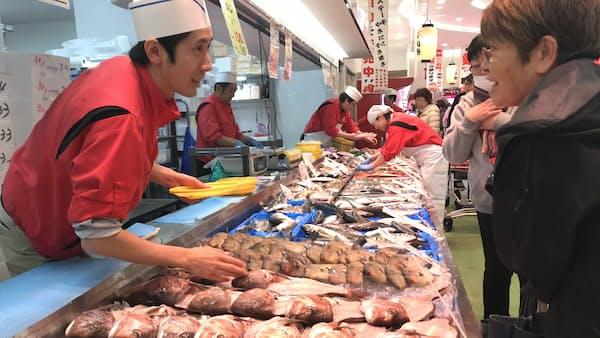 水産大国再興なるか(5) 魚はもっとおいしくなる