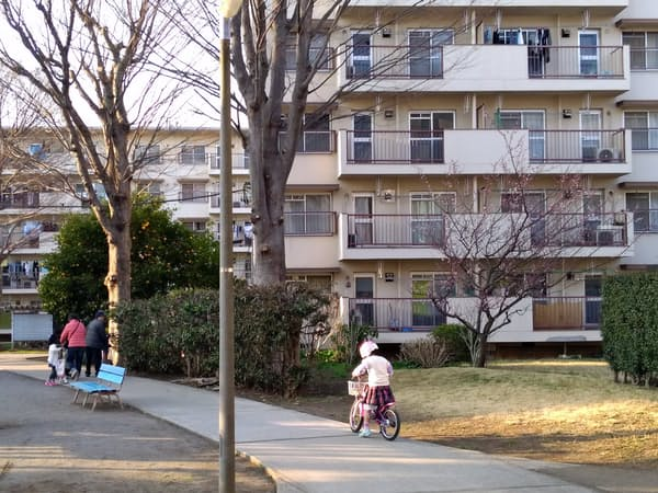URでは「特別募集住宅」の名称で年間数百戸の物件を再募集している