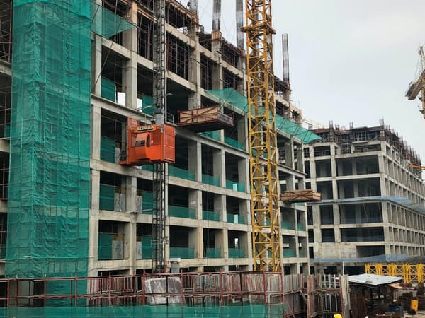 リッポーはジャカルタ郊外で大型開発計画を進める