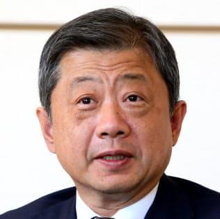 潮田CEO
