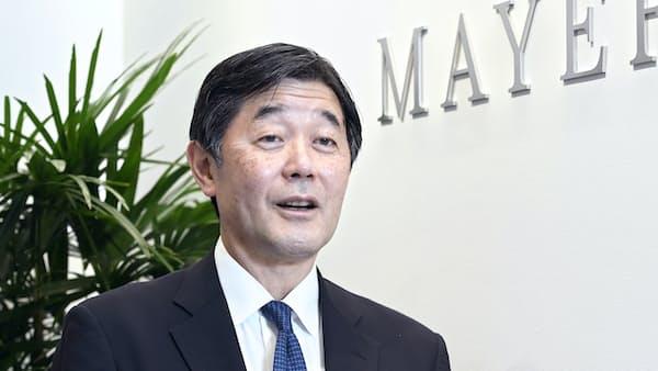米国弁護士 村瀬悟さん
