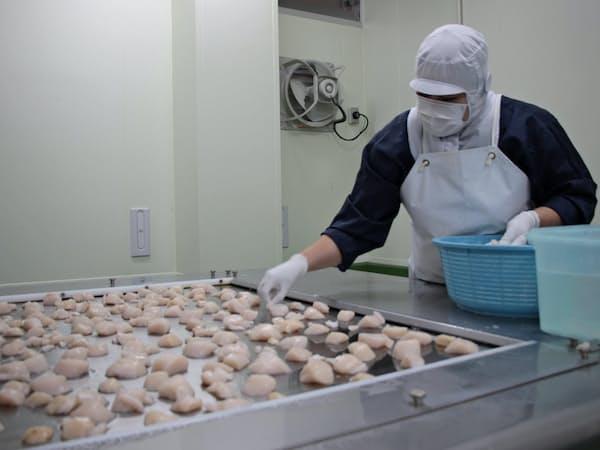ハサップ認証を取得して輸出向けに品質管理を強化(宮城県石巻市)