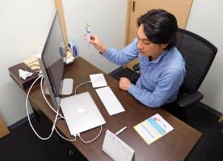 何度も通院せずにオンラインで禁煙外来の診察を受けられる(東京都港区の新六本木クリニック)