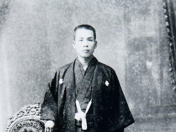 ソウル時代の父、菊一