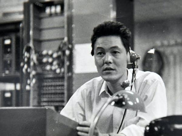 ラジオ東京時代の夫、嘉一