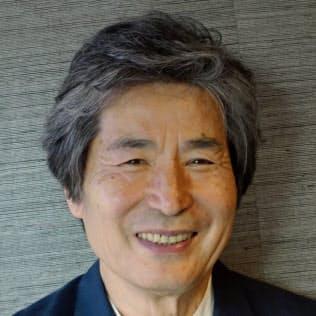 映画監督の小栗康平氏
