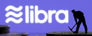 フェイスブックが計画する「リブラ」に懸念の声が広がっている=ロイター