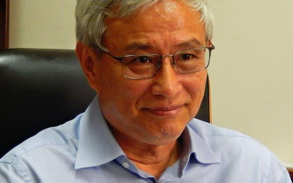 北京大学国家発展研究院の周其仁教授