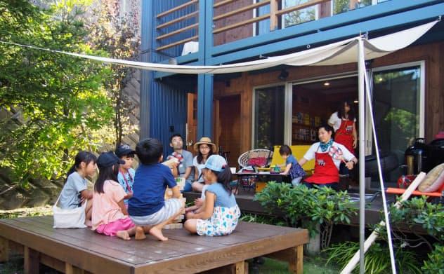 自宅でアウトドアライフを楽しめる住宅が人気に(アールシーコアの「BESS」シリーズ)