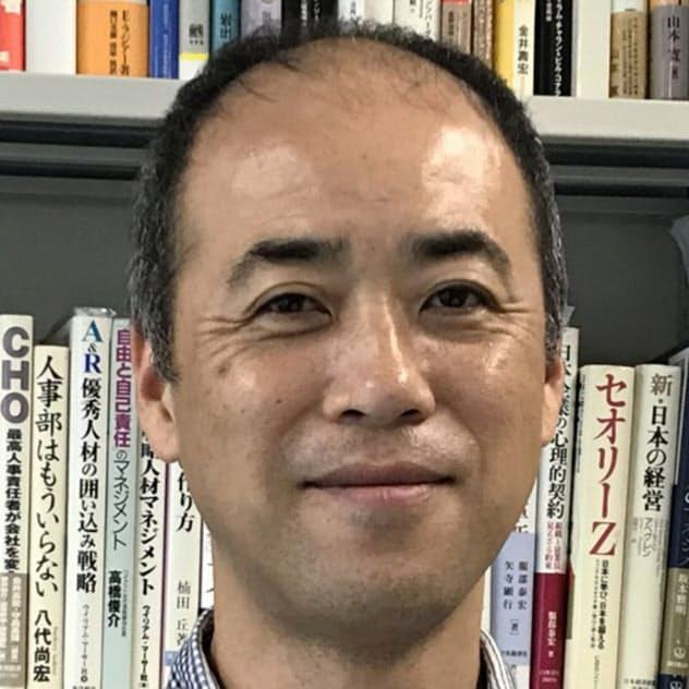 法政大学大学院教授の石山恒貴氏