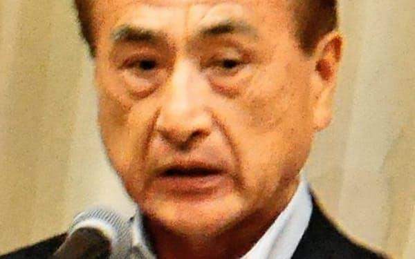 多摩川精機                                                   関重夫社長