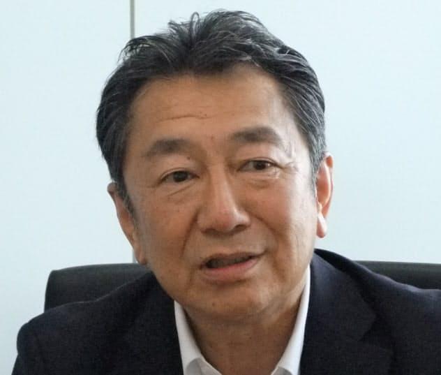 東京製鉄常務 今村清志氏