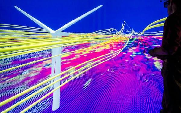 米国立再生可能エネルギー研究所(NREL)では3Dで電気の流れを再現できる