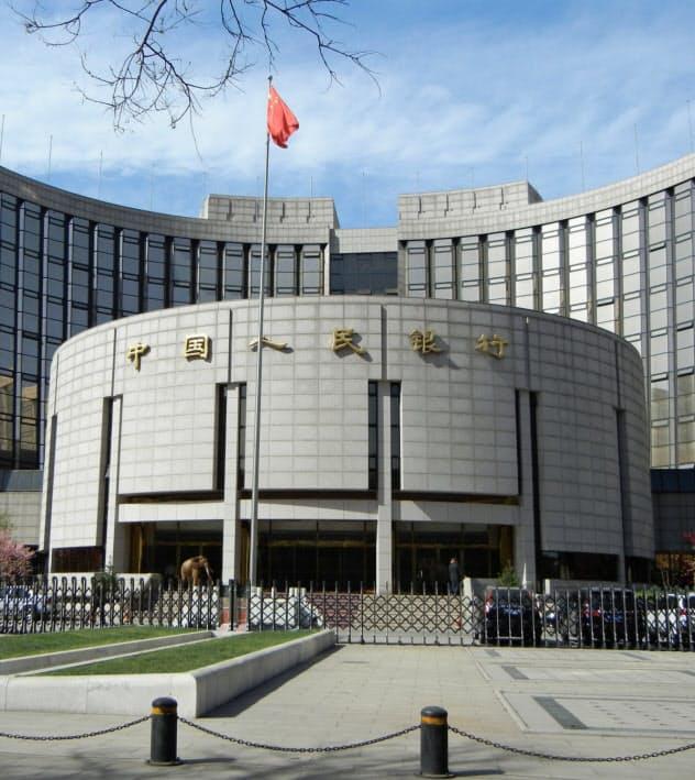 中国人民銀行はデジタル通貨の制度設計を終えた