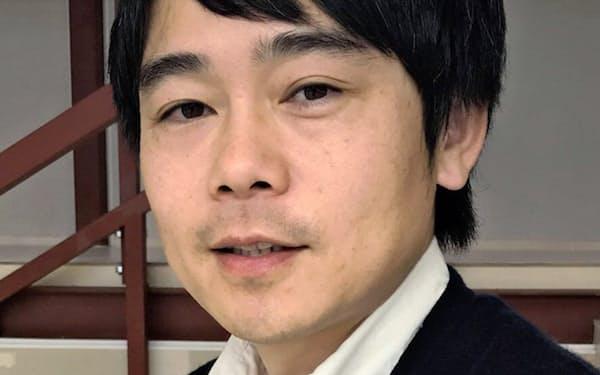 小高ワーカーズベース                                                   和田智行社長