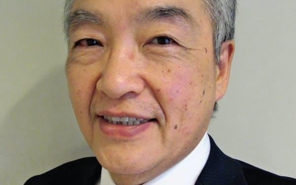 広栄堂社長の武田浩一氏