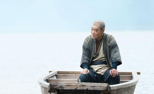 東京・新宿の新宿武蔵野館 ほかできょう公開(C)2019「ある船頭の話」製作委員会