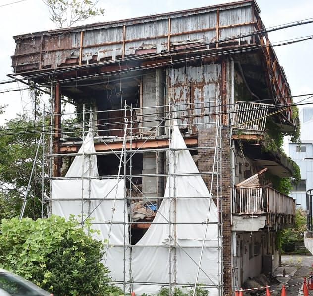 マンションクライシス(上) 修繕費も管理人も不足