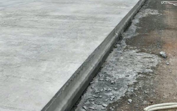 3200メートルの滑走路は軍用機が着陸するには十分な長さだ(コッコン州)