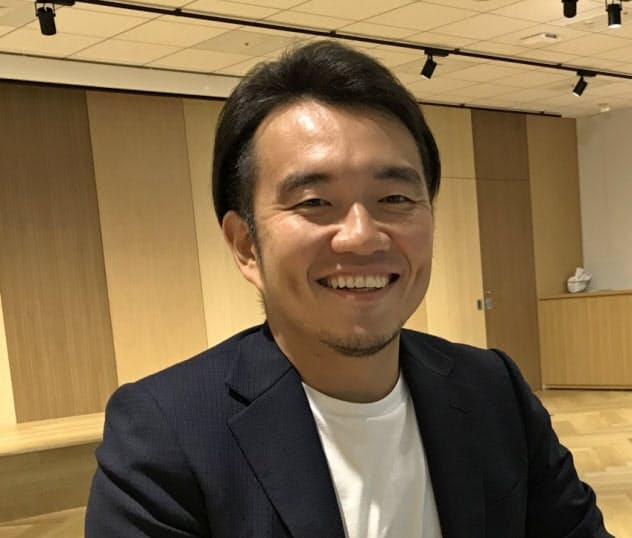 宮田昇始CEO