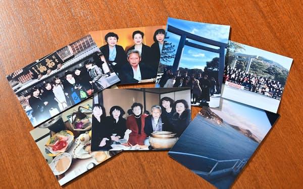 毎年訪れる伊勢参拝の思い出の写真