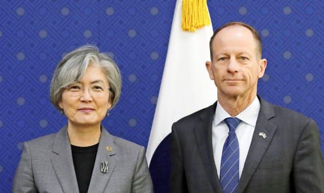「GSOMIA」失効迫る 日本は静観、米は圧力