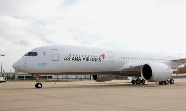アシアナなどの韓国航空産業は過当競争の状態 =同社提供