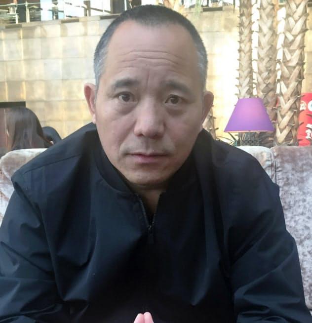 中国人民大学教授の向松祚氏