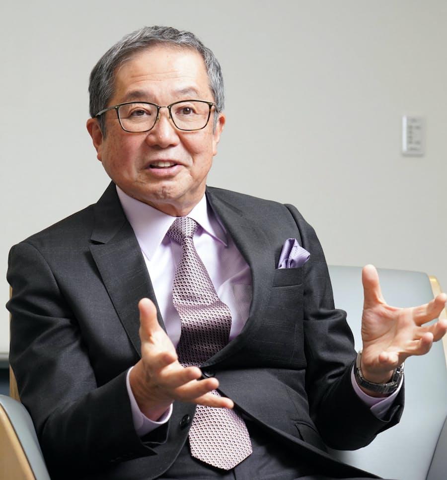 進むべき方向すぐ決断: 日本経済新聞