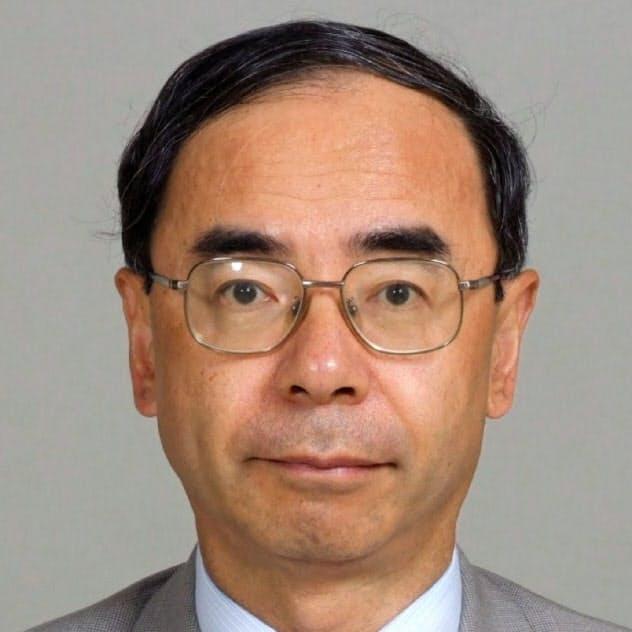 西村泰彦氏