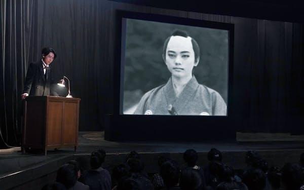 東京・銀座の丸の内TOEIほかできょう公開(C)2019「カツベン!」製作委員会