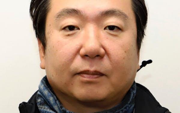 トラパンツ                                                   長谷川敦社長