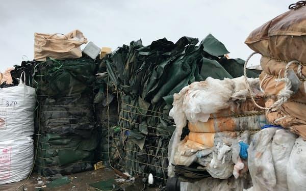 廃プラスチックも国内処理が必要になる